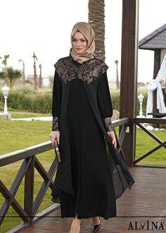 ALVİNA '15 Yaz Kreasyonu 8116 Alya Ferace, www.alvinaonline.com'da.. #alvina #alvinamoda #alvinafashion #alvinaforever #hijab #hijabstyle #hijabfashion #tesettür #fashion #stylish #newcollection #ilkbahar #yaz