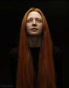 Portraits Photography by Dmitry Ageev | nenuno creative