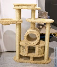 кошки Cute Little Kittens, Cats And Kittens, Cat Gym, Cat Tree House, Dog Spaces, Cat Towers, Cat Condo, Cat Furniture, Pet Shop