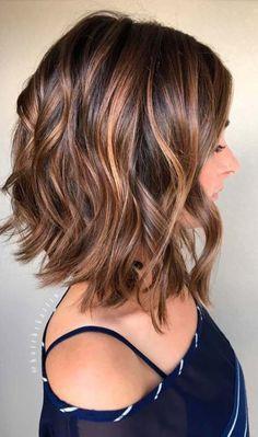 Medium Length Hairstyles 21