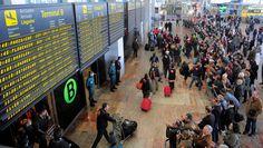BARCELONA AIRPORT- EL PRAT ~ http://www.aeropuertobarcelona-elprat.com/ingl/