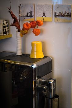 Saeco coffe machine, kitchen, Marga van Oers, StoryTiles, Sant'Eustachio Il Caffè cup, Gran Baristo Coffe Machine, Barista, Relax, Mid Century, Kitchen, House, Furniture, Design, Decor