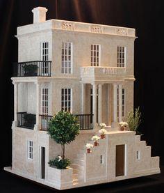 Birch Hill from markturpin.com #miniatures