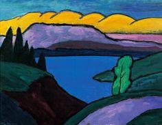 Gabriele Munter, Expressionist painter