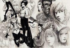 Impressive Illustrations by Tamer Poyraz Demiralp | Abduzeedo Design Inspiration
