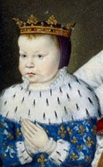 Louis of Valois (1549 - 1550). Son of Henri II and Catherine de Medici. He died before his first birthday.