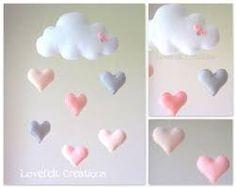 Resultado de imagem para plaquinhas em formato de nuvem para cha de bebe menina