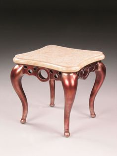 END TABLE,ROXY,61X61X61H - Marco Polo - Antiques online -