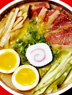 Ramen for New York Magazine