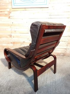 Sought After Ingmar Relling ORBIT Chairs By A/S Vestlandske Møbelfabrikk