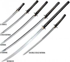 Choose your sword