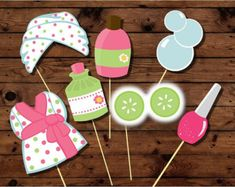 spa party ideas for girls - Google Search