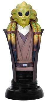 Gentle Giant Studios GG003631 Star Wars Mini Bust Classics - Kit Fisto