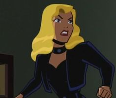 Black Canary the brave and the bold - Black Canary in other media - Wikipedia, the free encyclopedia Gotham Girls, Marvel Girls, Marvel Dc, Black Canary Comic, Arrow Black Canary, Kissing Couples Passionate, Dc Comics, Dinah Drake, Marvel Wall Art