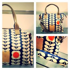 Travel in style with @orlakiely new holdall and matching handbag. #spring #holiday #travel #luggage