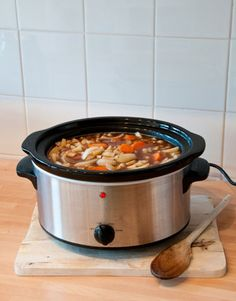 The 5 Biggest Mistakes You Make Using Your Slow Cooker
