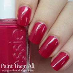 Paint Them All: Essie Professional - Exotic Liras Essie, My Nails, Swatch, Exotic, Nail Polish, Paint, Picture Wall, Nail Polishes, Polish