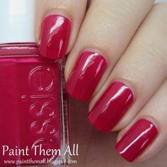 Paint Them All: Essie Professional - Exotic Liras