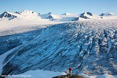 The Harding Icefield trail, Kenai Fjord National Park, Alaska