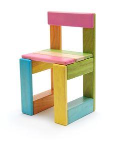 Amazon.com: 22 Piece Tegu Endeavor Magnetic Wooden Block Set, Tints: Toys & Games