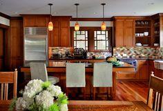 Queen Anne Residence - craftsman - Kitchen - Seattle - Jonathan Pauls Inc