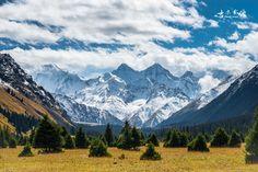Sciatta Road in Xinjiang!!