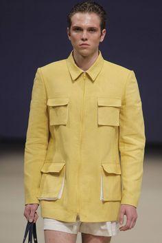 Yirko Sivirich Spring-Summer 2017 - Lima Fashion Week