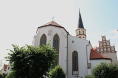 Church of St. James, Levoca, Slovakia is only one photo from random photos from the month of August, 2015 - Almost Bananas