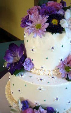 jillicious discoveries purple wedding cakes - 0