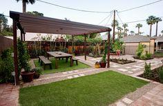 Encanto Palmcroft - mediterranean - Patio - Phoenix - Tiara Sun Development LLC
