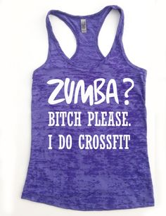 Crossfit Workout Tank top  Bitch Please I do by Built2InspireU, $25.00