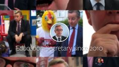 Michael Gove, the UK's Secretary of State for Education, is a neo-conservative, former journalist and admirer of Rupert Murdoch. As Education Secretary, the majority of parents (YouGov, 2014) do not trust him, educators pass votes of no confidence in him (all unions, 2013), and Valentine's cards from his own cabinet colleagues are short on the ground. In fact, he is the least liked member of the Coalition Government (YouGov, 2014). And yet, he does not have a Facebook video...until now...