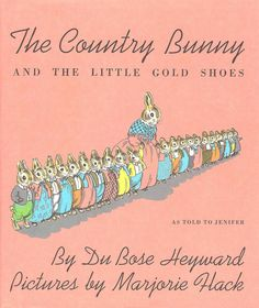 The county Bunny and the Little gold Shoes