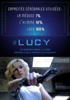 Lucy Movie 2014, Lucy 2014, Movies 2014, Scarlett Johansson, Lucy Trailer, Trailers, Luc Besson, Beautiful Celebrities, Actresses