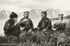Sami people, in Norway, 1928 - White Wolf : Rare, old photos of indigenous Sami people showcase their ancient and traditional way of life Rare Photos, Old Photos, Kola Peninsula, Lappland, Tribal People, Tromso, Samar, Top Of The World, Way Of Life