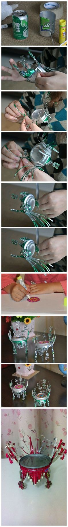 diy,just use a beer can,amazing!