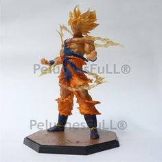 Código: NDY81607 Dragon Ball Z Figuarts Zero Son Goku Saiyan Original Bandai