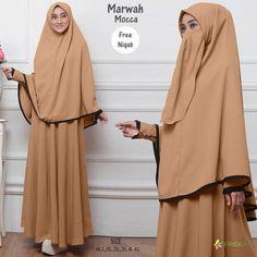 Marwah Syari by Friska Fashion, Moda, Fashion Styles, Fashion Illustrations