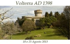 Volterra AD 1398 Tuscany, Villa, Mansions, House Styles, Party, Manor Houses, Villas, Tuscany Italy, Fancy Houses