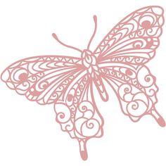 Intricut Butterfly Die 12.1 X 11.3 Cm | Hobbycraft