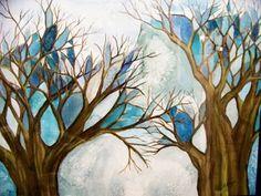 Winter Trees | Flickr - Photo Sharing!