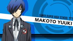 makoto persona 3 - Google Search