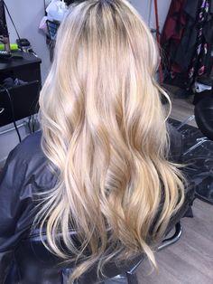 Blonde tones