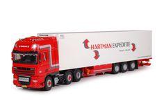 Hartman - Tekno schaalmodellen vrachtwagens