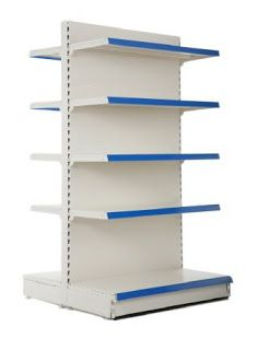 """A question we get asked all the time is: """" What is gondola shelving? """" Many of our customers want to know: Is it a make of shelving?"""