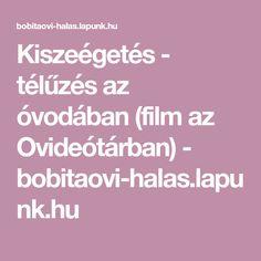 Kiszeégetés - télűzés az óvodában (film az Ovideótárban) - bobitaovi-halas.lapunk.hu Film, Movie, Film Stock, Cinema, Films