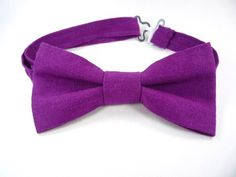 Purple Bow Tie for Wedding Purple Bow Tie for groomsmen Men's Bow tie kid's bowtie boys bow tie Baby Bow Tie pre-tied Bow Tie Rustic Wedding