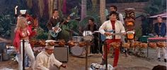 Clambake 1967 = Elvis Presley  scéne du film
