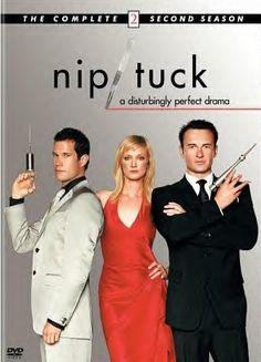 "TV027. ""Nip/tuck (X)"" / Tv Movie Cover for DVD (2004)"
