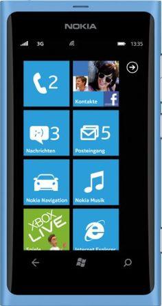 Nokia Lumia 800 Smartphone (9,4 cm (3... Wunschpreis bei Amazon. Dein kostenloser Wunschpreis Service mit Preisalarm!